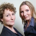 ANNA LEVANDER is het pseudoniem van het journalistenduo Annet de Jong en Dominique van der Heyde